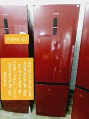 Gorenje roter Kühlschrank A Neuware