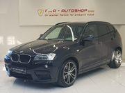 BMW X3 20D X-Drive M-Sportpaket