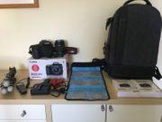 Canon EOS 80D SLR-Digitalkamera inkl