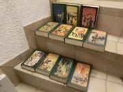 11 alte Karl May Bücher
