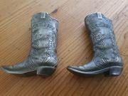 Marlboro Stiefelhüllen Metall