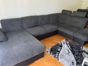 Sofa Wohnlandschaft Wie neu Garantie