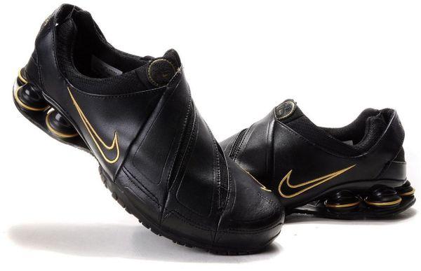 Nike Shox R5 Schwarz Gelb