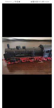 Dampflok mit Dampf Genarator
