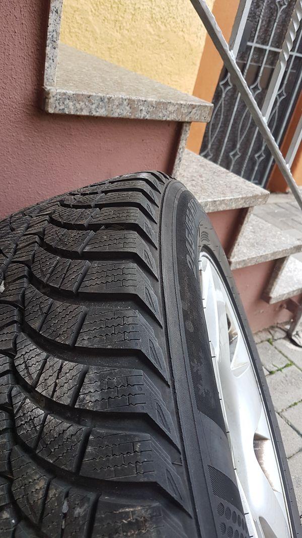 BMW Reifen mit Felgen
