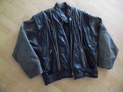 Vintage Herren Lederjacke Jacke Gr
