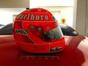 Michael Schumacher Schubert Helm