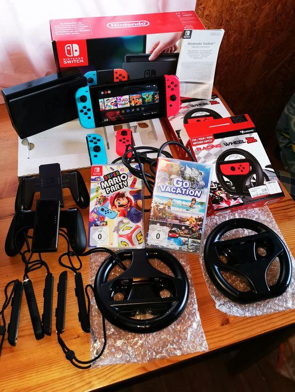 Nintendo switch 8 Monate Top