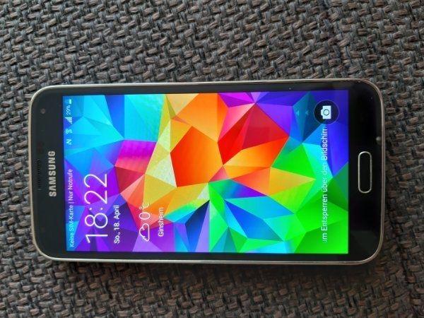 Samsung S5 LTE gebraucht