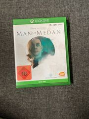 man of medan Xbox one