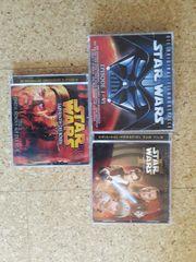 Starwars Hörspiel CD s