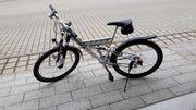 Herren-Fahrrad der Marke Fischer