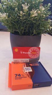Shell V-Power Smart Deal Jahres-Tarif