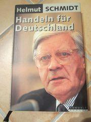 Buch Helmut Schmidt Handeln für