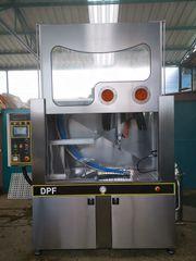 Reinigung Maschine Diesel Partikel Filter