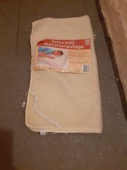 Matratzenauflage reine Schurwolle bis 200cm
