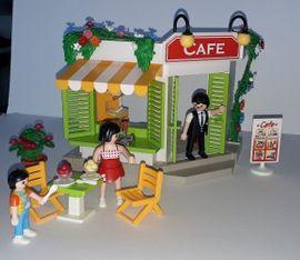 Playmobil Strandcafe