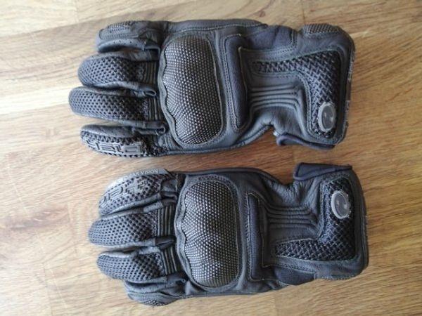 Damen Motorrad Handschuhe Held