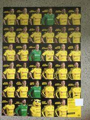BVB Autogrammkarten Saison 2019 20