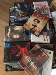 Konvolut etwa 200 DVDs