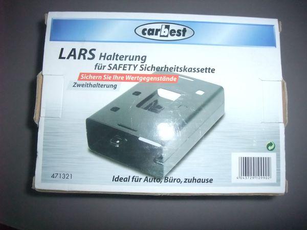Halterung Sicherheit-Kassette für Wohnmobile
