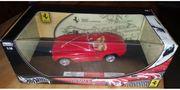 166 MM Barchetta Ferrari NEU