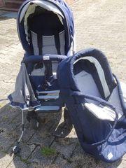 Kinderwagen Cosmo von Teutonia mit