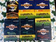 7 Bücher Die wilden Fussball