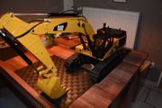 Wedico Caterpillar 345D LME - Hydraulik