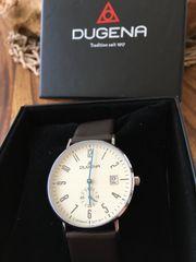 Dugena Mondo Bauhaus Armbanduhr