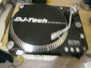 DJ-Tech Vinyl USB IO professionel
