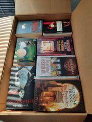 Verkaufe meine Büchersammlung Die Bücher