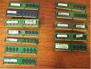 DDR2 Speicher 1 GB verschiedene