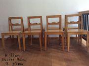 Verkaufe 8 Bauernstühle