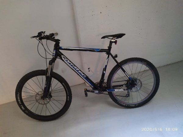 Corratec Mountainbike Fahrrad
