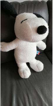 Kuscheltier Sammler Snoopy Peanuts 65cm