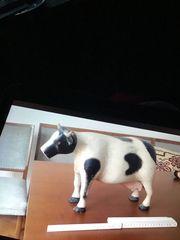 Hölzene Kuh