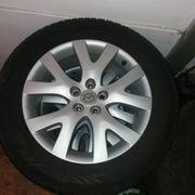 Aluräder Mazda cx7