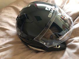 Motorrad-Helme, Protektoren - Shark Evo One schwarz-glanz XL