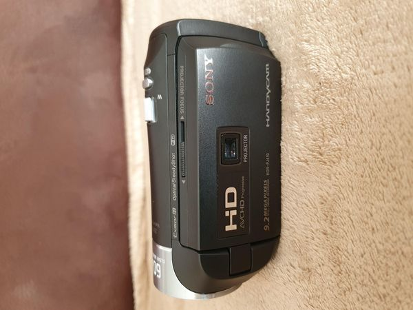 Preishammer Videokamera SONY HDR-PJ410 Neuwertig