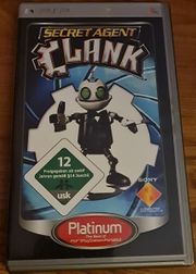 Für PSP Platinum Secret Agent