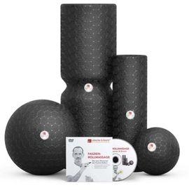 Liebscher Bracht Faszien-Massage Set DVD: Kleinanzeigen aus München Bogenhausen - Rubrik Fitness, Bodybuilding