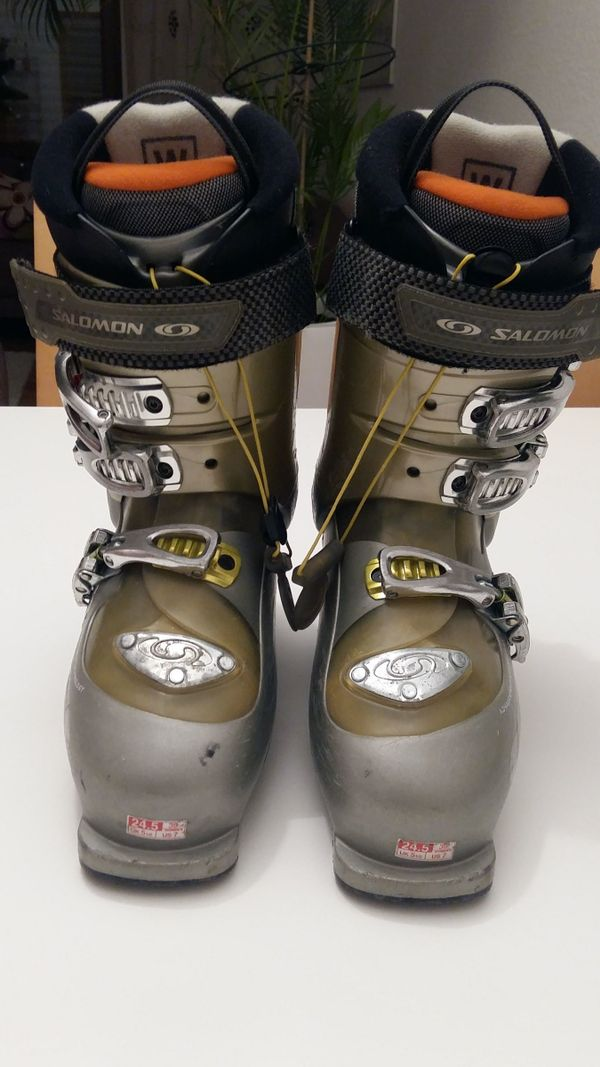 Damen Skischuh Salomon