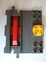Lego Duplo Eisenbahn Schienen Fahrtrichtungswandler