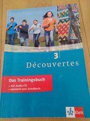 Decouvertes 3 - Das Trainingsbuch