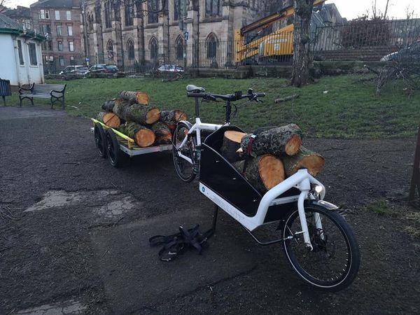 Grosse Cargo Bike Trailer