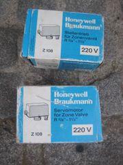 Honeywell Z108 Stellantrieb für Zonenantrieb