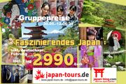 Faszinierendes Japan Mai Juni 2020