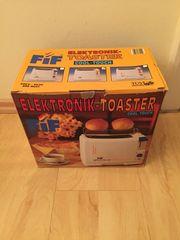 Toaster FIF Elektronik Toaster cool