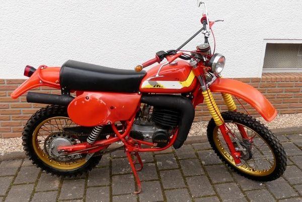 Geländesportmotorräder gesucht MC GS Trial